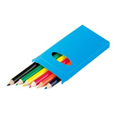 Lápices de colores promocionales