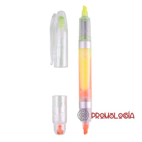 Marcador fluorescente promocional