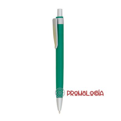 Bolígrafo con pulsador promocional