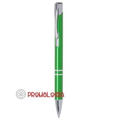 Bolígrafo aluminio